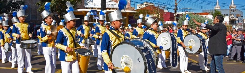 Prefeitura abre inscrições para o Desfile de 7 de setembro