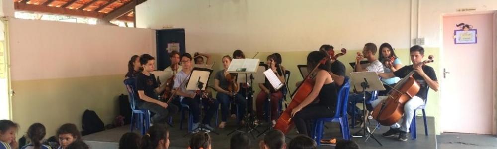 Prefeitura de Ourinhos inicia projeto Ciclo Cultural nas Escolas