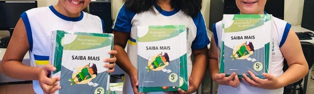 Prefeitura de Ourinhos inicia a distribuição de 7 mil apostilas para o ensino fundamental