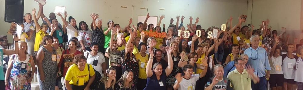 Prefeitura promove 5ª Conferência Municipal da Pessoa Idosa no CSU