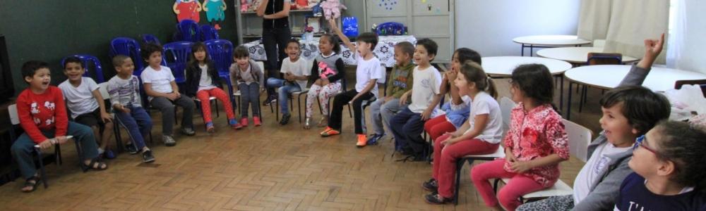 EDUCAÇÃO PROMOVE INTERVENÇÃO NUTRICIONAL EM EMEI DE OURINHOS