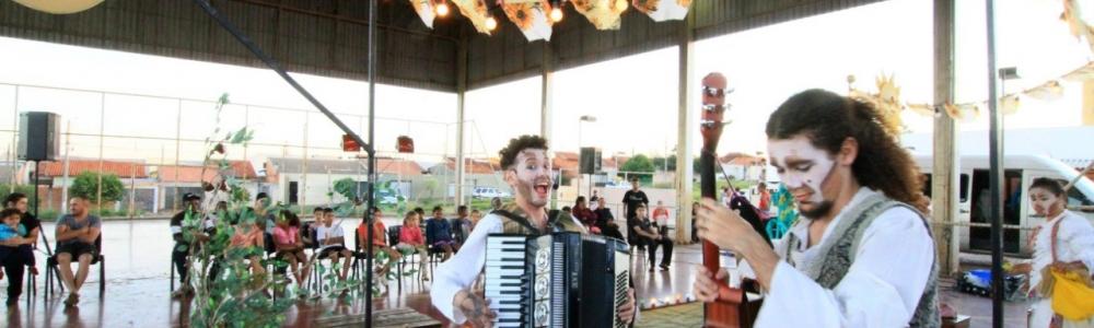 11ª Mostra Sérgio Nunes terá apresentações em formato de teatro de rua este ano