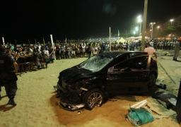 MOTORISTA QUE ATROPELOU 17 EM COPACABANA NÃO HAVIA INGERIDO BEBIDA ALCOÓLICA, APONTA EXAME