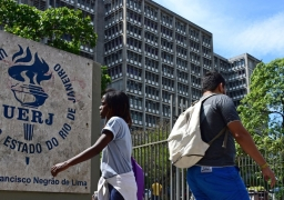 PROCURA PELO VESTIBULAR DA UNIVERSIDADE ESTADUAL DO RIO DE JANEIRO DESTE ANO É A MAIS BAIXA DA HISTÓRIA