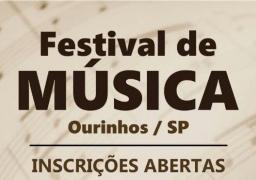ABERTAS AS INSCRIÇÕES PARA O 17º FESTIVAL DE MÚSICA DE OURINHOS